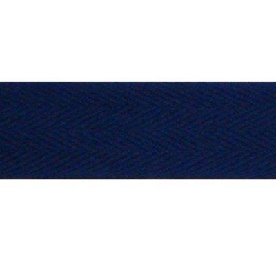keperband 30mm donkerblauw