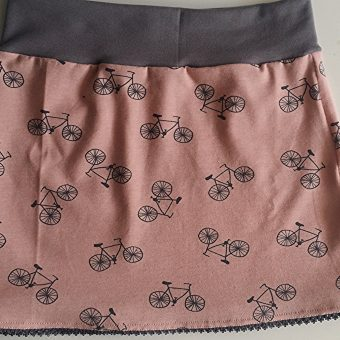 tricot fietsen roze voorbeeld