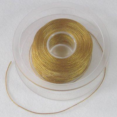 koord goud 1mm