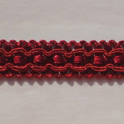 spaans band 16mm bordeaux-rood