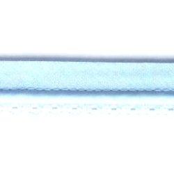 paspelband kant lichtblauw
