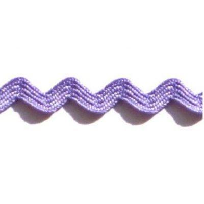 zigzagband lila