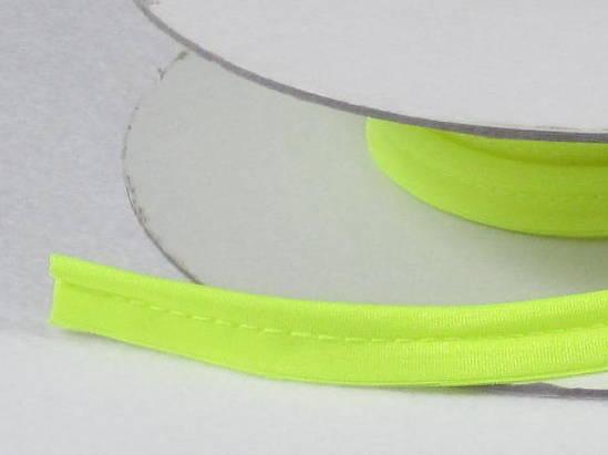 Een Neon Randje : Pipingband lycra neon geel band en lint