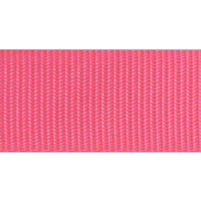 tassenband 40mm neonroze