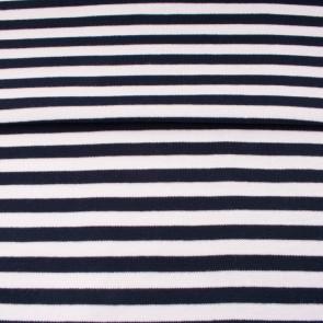 boordstof streep medium-donkerblauw