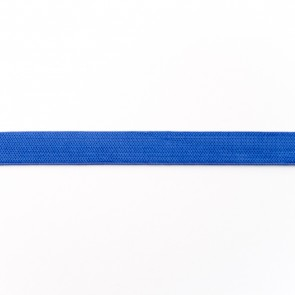 elastiek 15mm kobalt