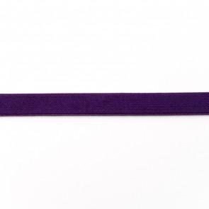 elastiek 15mm paars