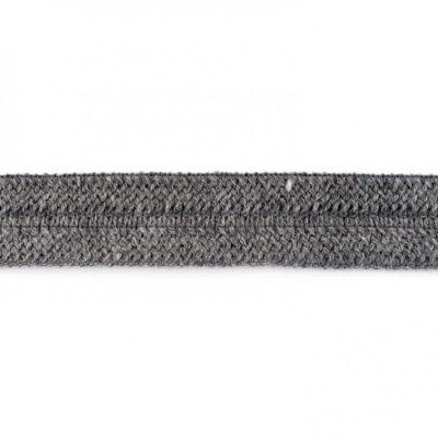 tresband 30mm grijs