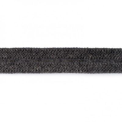 tresband 30mm donkergrijs