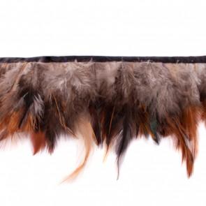 verenband 12cm bruin