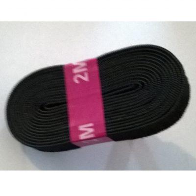 elast 2m zwart