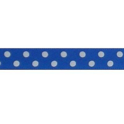 stippenlint 9mm koningsblauw