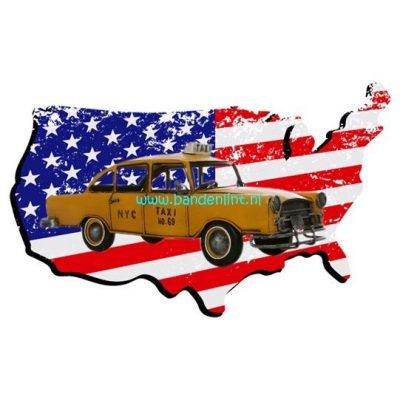 strijkappli taxi america