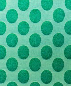 glitter stip groen