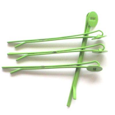 schuifspeldjes groen