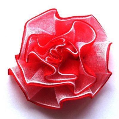 bloem slinger rood