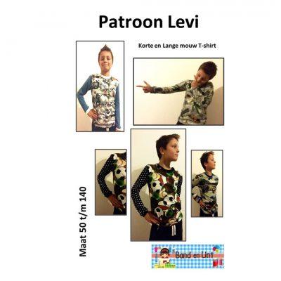 patroon Levi voorblad