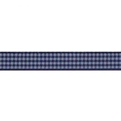 ruitlint 10mm donker-blauw