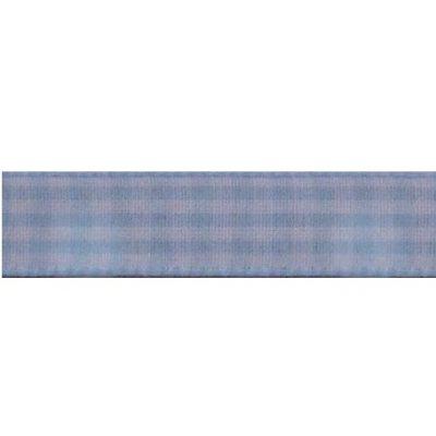 ruitlint 15mm licht-blauw