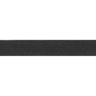 elastiek 10mm zwart