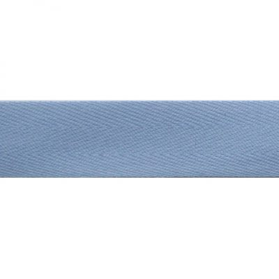 keperband 20mm pastelblauw