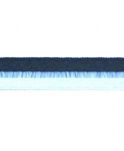 ribbon 10mm zwartwit