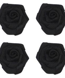 roosjes 30mm zwart