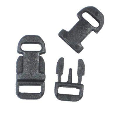 tasgespen 10mm-zwart