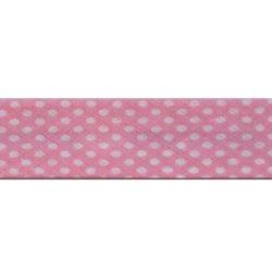 bb katoen stippen roze