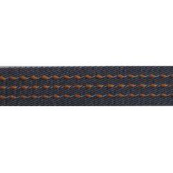 jeansband gestikt 15mm