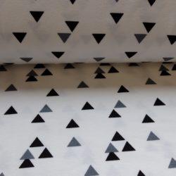 stof driehoekjes