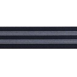 elastiek donkerblauw 3cm