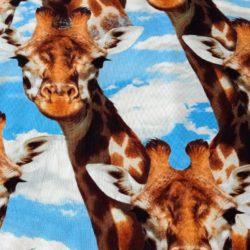 tricot giraffe