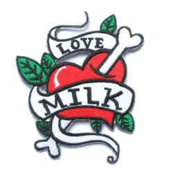 applicatie love milk