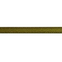 satijnlint 3mm legergroen 02